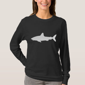 T-shirt Requin de natation