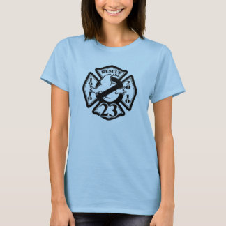 T-shirt rescue23W1