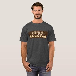 T-shirt Réserve forestière de Wenatchee