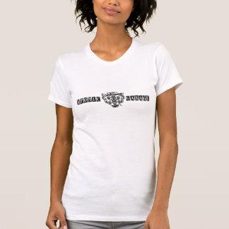 T-shirt Réservoir atomique de fille du garage atomique des