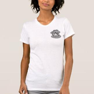 T-shirt Réservoir atomique de filles du garage de Bill