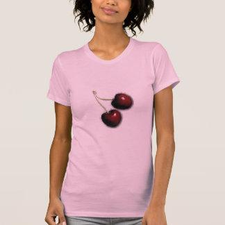 T-shirt Réservoir de cerise