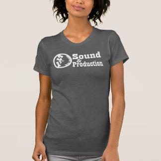 T-shirt Réservoir de dames de bruit et de production