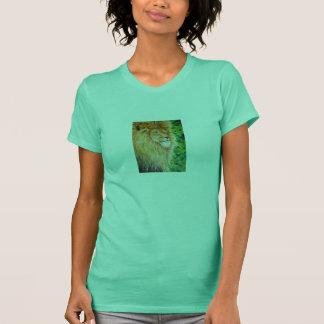 T-shirt Réservoir peint de lion