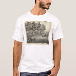 T-shirt Résidence de John S Rogers dans Manasquan, NJ