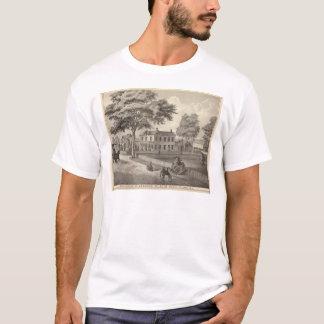 T-shirt Résidence d'Osborne Curtis, village de Squan, NJ