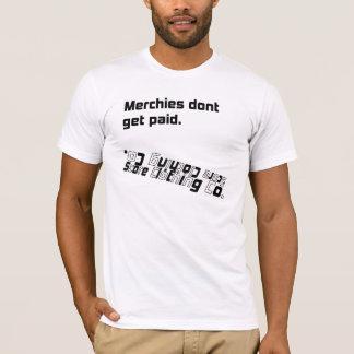 T-shirt respectez le merch.