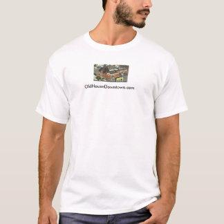 T-shirt Restaurant de château