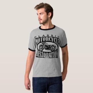 T-shirt Restauration classique de moto