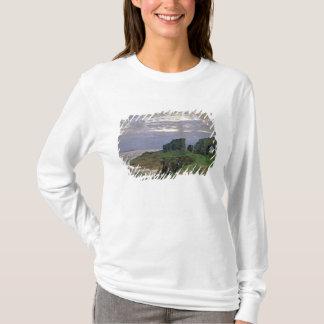 T-shirt Restes des jours passés, crépuscule, Finlande,