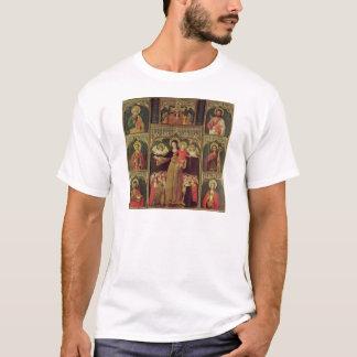 T-shirt Retable de la Vierge du chapelet, c.1500