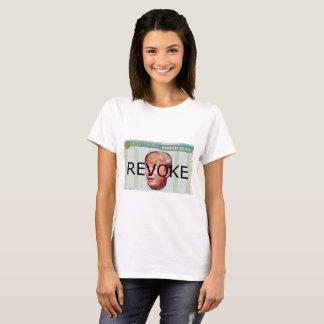 T-shirt Retirez l'atout
