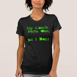 T-shirt Retirez le divan