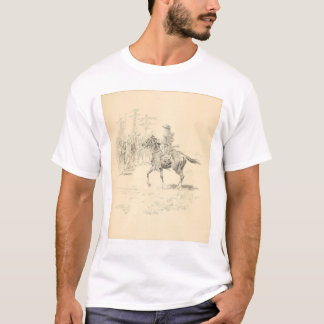 T-shirt Retour du scout (1419A)