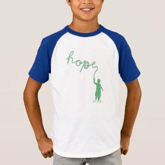T-shirt Rétro chemise de Childs Hope4mito