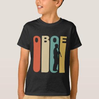 T-shirt Rétro hautbois