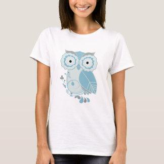 T-shirt Rétro hibou
