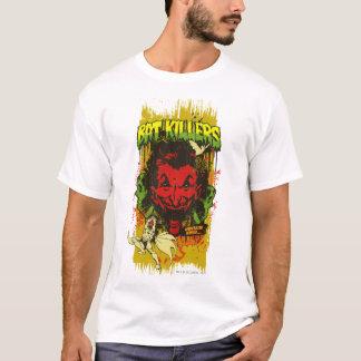 T-shirt Rétro montage de bande dessinée de joker