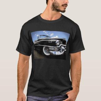 T-shirt Rétro pièce en t américaine de photo d'automobile