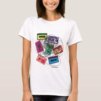 T-shirt Rétros cassettes