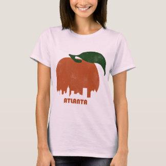 T-shirt Rétros Horizon-Femmes d'Atlanta