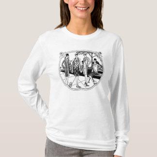 T-shirt Rétros modes des années 1920