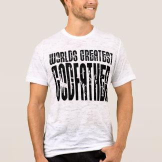 T-shirt Rétros parrains frais : Le plus grand parrain du