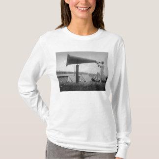 T-shirt Réveil - formation de marine, Seattle (Ca 1917)