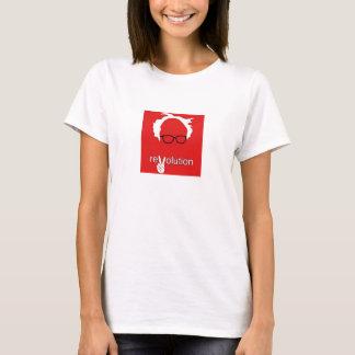 T-shirt Révolution de ponceuse de Bernie