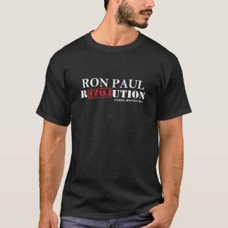 T-shirt Révolution de Ron Paul - de restauration de