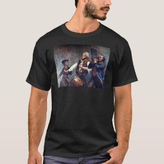 T-shirt Révolution pour Bernie