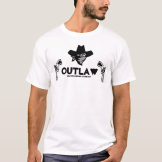 T-shirt Revolvers proscrits