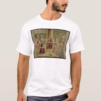 T-shirt Rhétorique de lecture de St Augustine