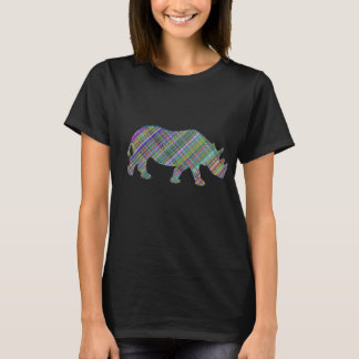 T-shirt Rhino Naturel freedom