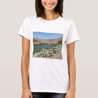 T-shirt Rivière de désert