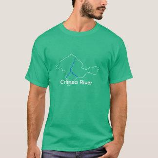 T-shirt Rivière de la Crimée - vert