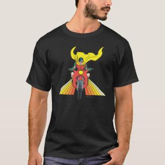 T-shirt Robin monte 2 2