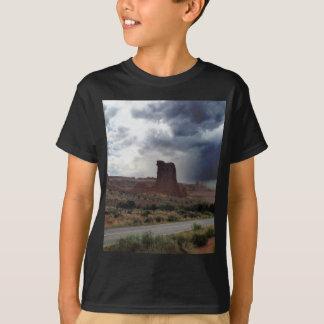 T-shirt Roche de moutons de parc national de voûtes