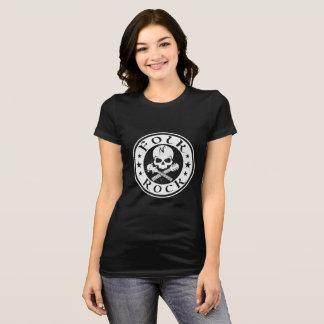 T-shirt Roche folklorique de N