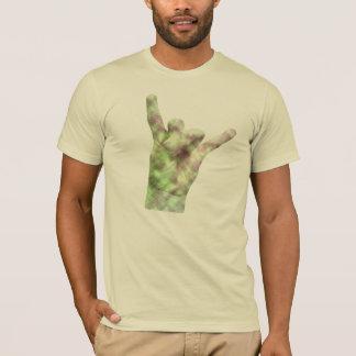 T-shirt Roche sur le type