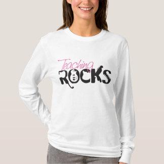 T-shirt Roches de enseignement
