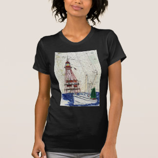 T-shirt Roches de Fowey