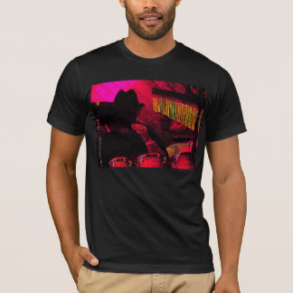 T-shirt Roches de Jzheeem