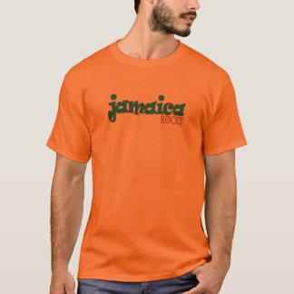 T-shirt Roches de la Jamaïque