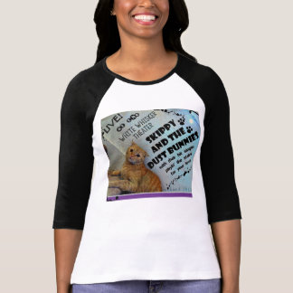 T-shirt Roches de Skippy