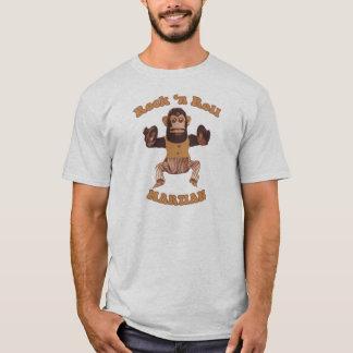 T-shirt Rock Martien