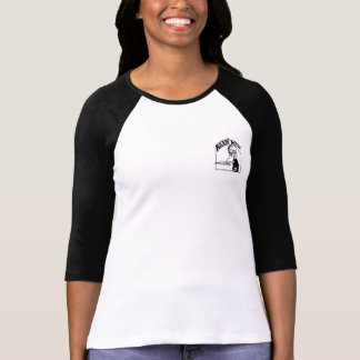 T-shirt Rockin Raglin T de Madame
