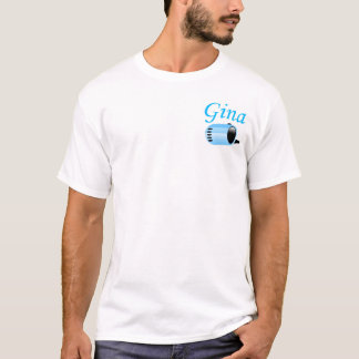 T-shirt RÔDEUR fixe de Gina