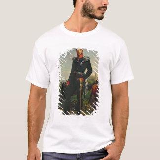 T-shirt Roi de Frederic William III de la Prusse, 1814