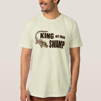 T-shirt Roi du marais - chasseur d'alligator